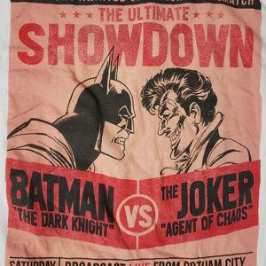 DC Comic The Ultimate Showdown Batman vs Joker